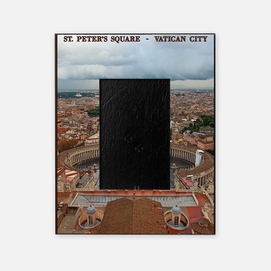 Vatican City - St Peters Square Picture Frame