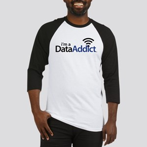 Data Addict Baseball Jersey