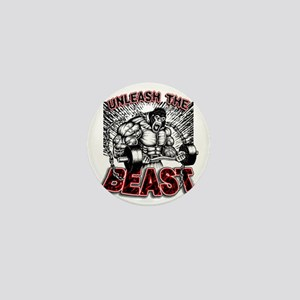 Unleash The Beast 2 Mini Button