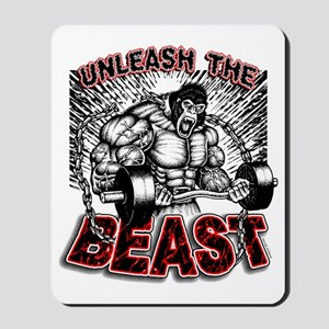 Unleash The Beast 2 Mousepad