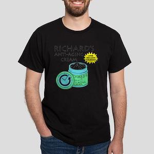 Richards Anti Aging Cream Dark T-Shirt