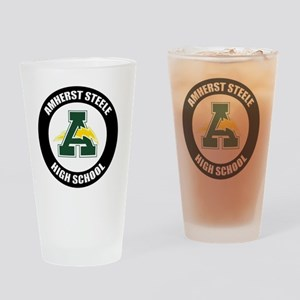 AMS_Logo_T Drinking Glass