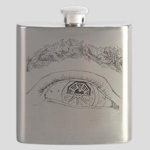 Eye T-Shirt3 Flask