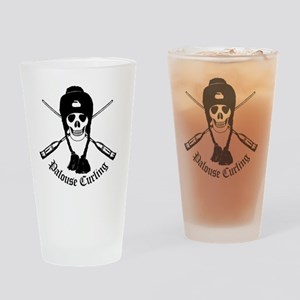 curling_logo_final Drinking Glass