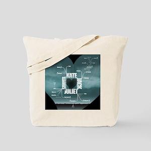 2-LostLoveDiagram Tote Bag