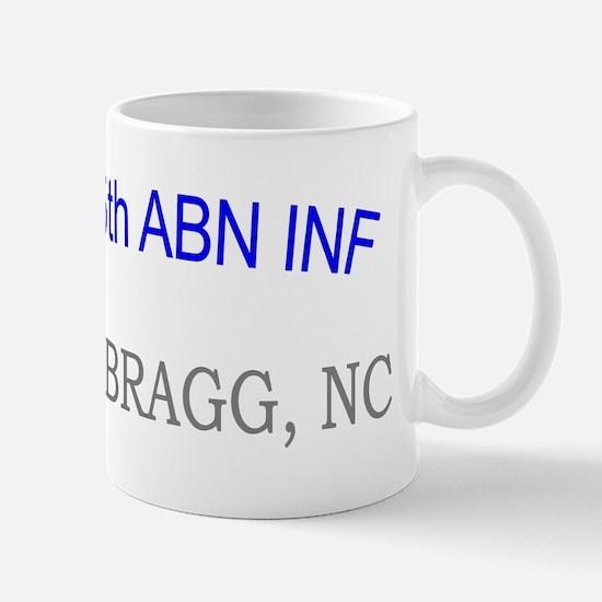 1st 325th abn inf cap Mug