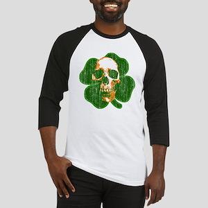 irish skull Baseball Jersey