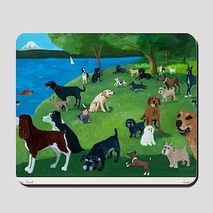 Sunday Park custom Mousepad