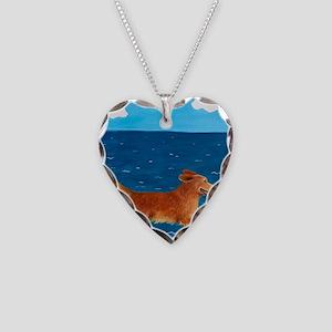LEAP custom Necklace Heart Charm