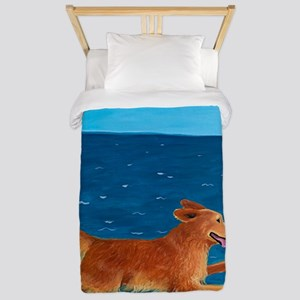 LEAP custom Twin Duvet