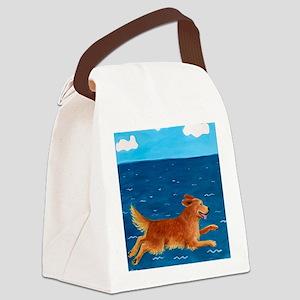 LEAP custom Canvas Lunch Bag