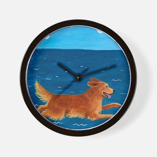 LEAP custom Wall Clock