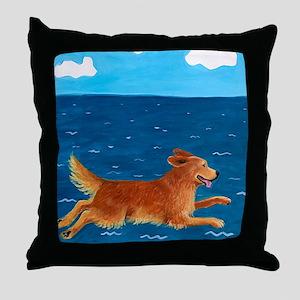 LEAP custom Throw Pillow