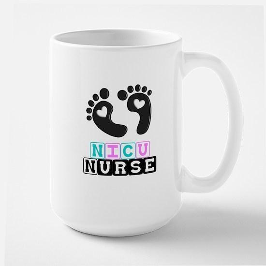NICU Nurse 4 Mugs