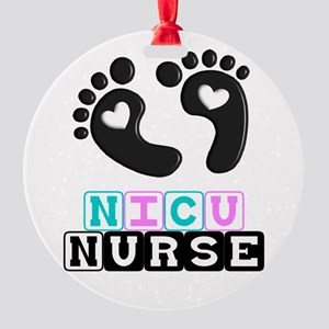 NICU Nurse 4 Ornament