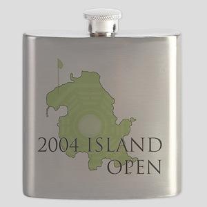 island-golf Flask