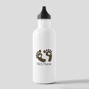 NICU Nurse 3 Water Bottle
