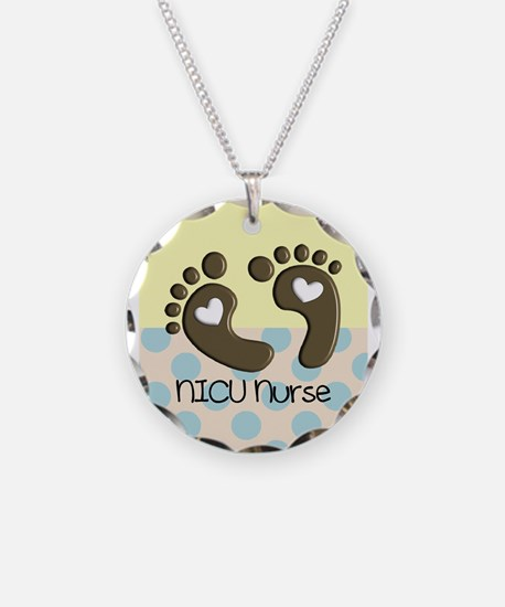 NICU Nurse 2 Necklace