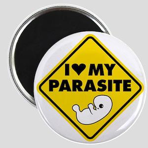 I LOVE My Parasite Magnet