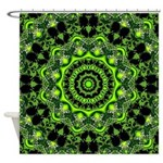 Forest Dome Shower Curtain