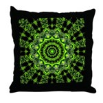 Forest Dome Throw Pillow