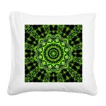 Forest Dome Square Canvas Pillow