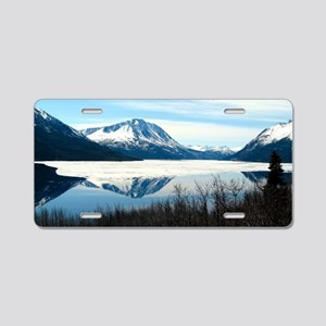 Alaska tour from Skagway -  Aluminum License Plate