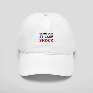 Obamacare Sticker Shock Baseball Cap