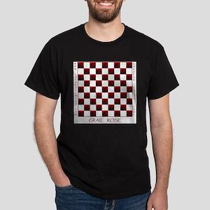 GRAIL ROSE Dark T-Shirt