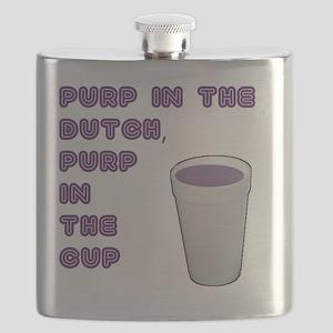 purpinthedutch Flask