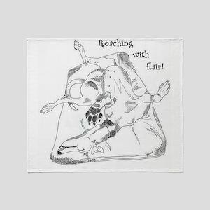 Hefty toon CP huge Throw Blanket