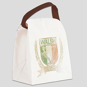 WALSHIRISHCREST Canvas Lunch Bag
