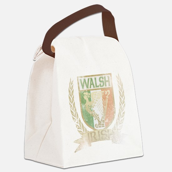 WALSHIRISHCREST Canvas Lunch Bag