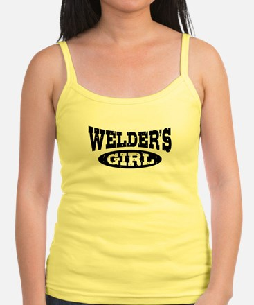 Welder's Girl Tank Top