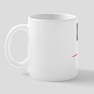 Laser15.5x15.5LgClock Mug