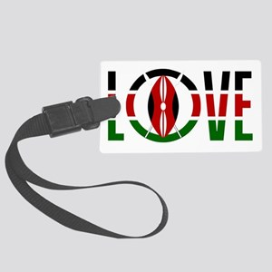 love_v2.1 Large Luggage Tag