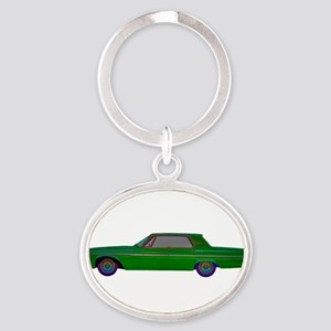 1963 Plymouth Fury Keychains