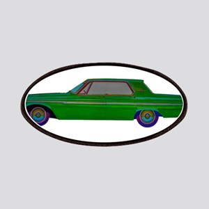 1963 Plymouth Fury Patches