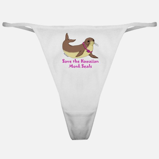 monk seal Classic Thong