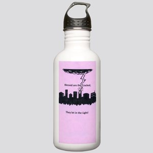 blessed are the cracke Stainless Water Bottle 1.0L
