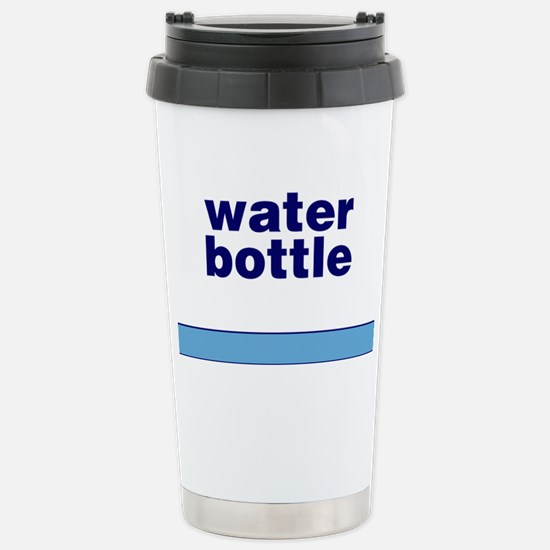 Generic-Water-Bottle Stainless Steel Travel Mug