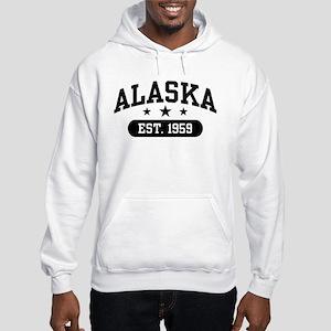 Alaska Est. 1959 Hooded Sweatshirt