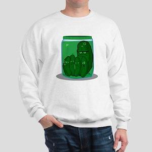 pickle_tee3 Sweatshirt
