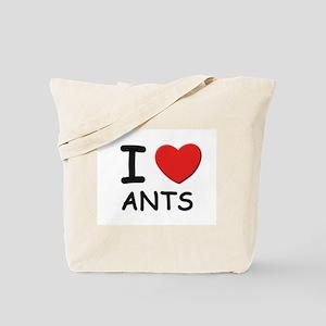 I love ants Tote Bag