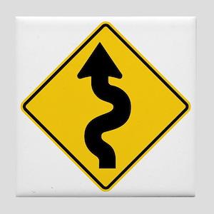 curva Tile Coaster