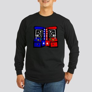 Vintage Arcade Games Long Sleeve T-Shirt