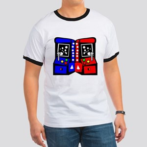 Vintage Arcade Games T-Shirt