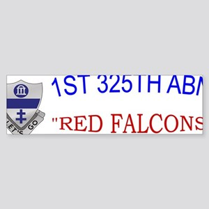 1st 325th abn inf cap11 Sticker (Bumper)