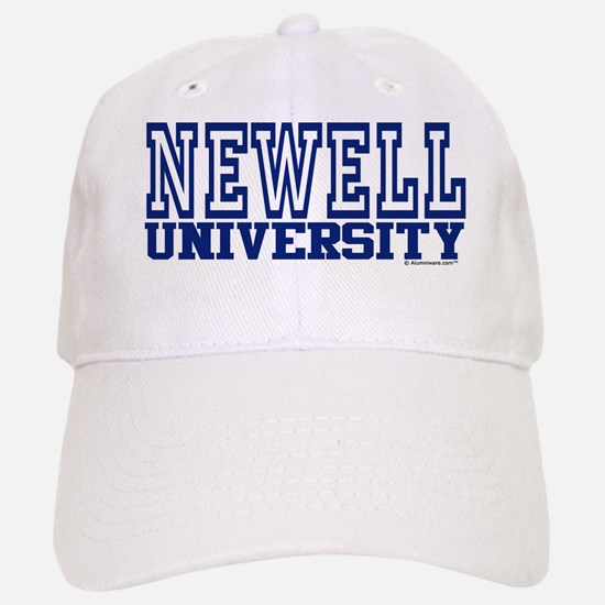 NEWELL University Baseball Baseball Cap