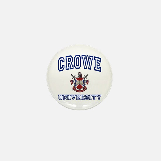 CROWE University Mini Button